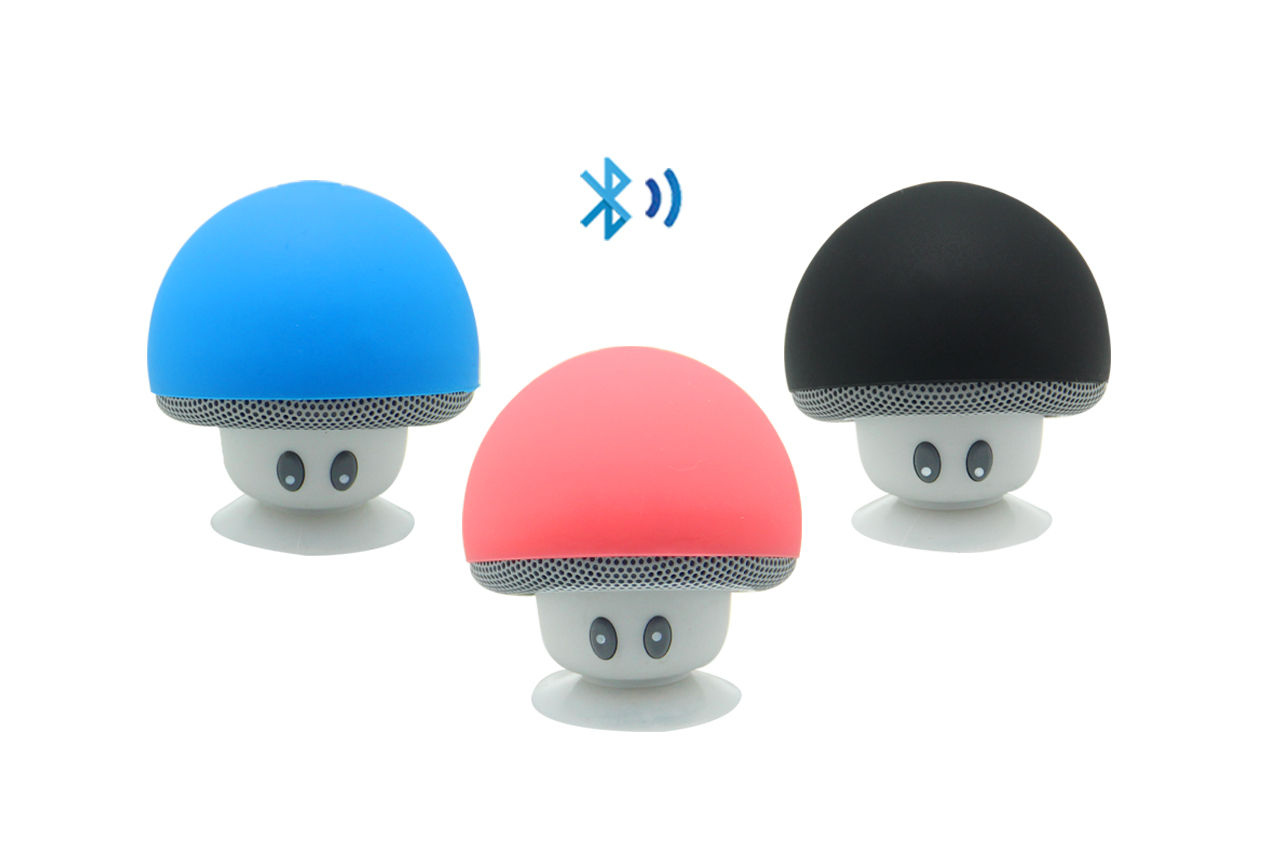Mini Mushroom Bluetooth Speaker - Motus Store