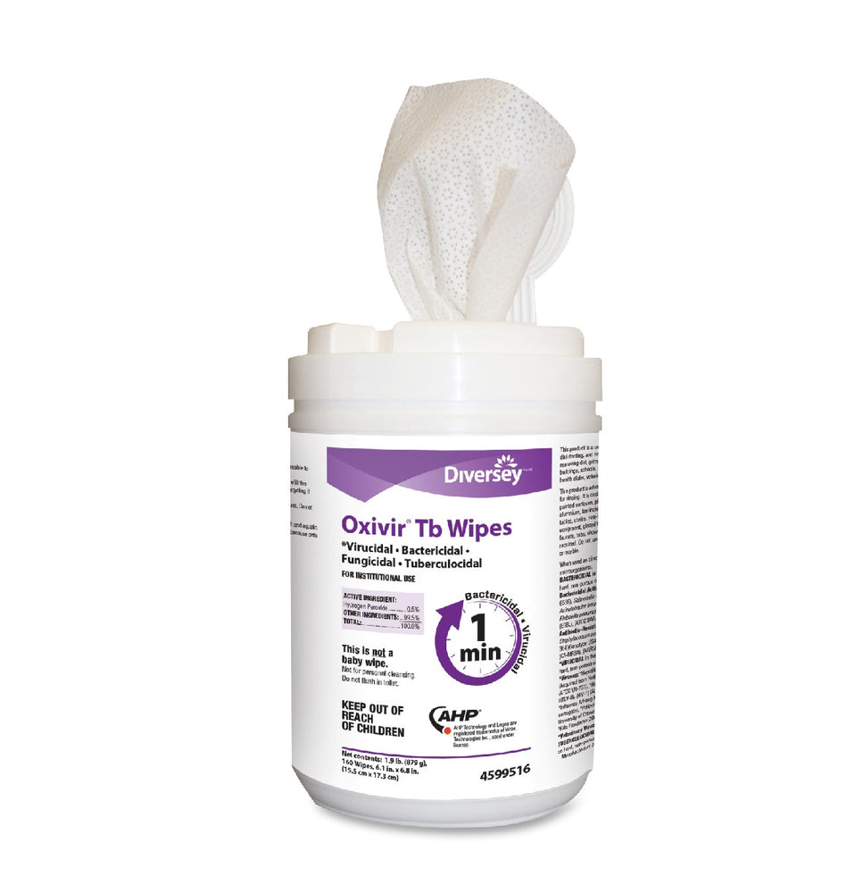 Diversey Oxivir Tb Disinfecting Wipes