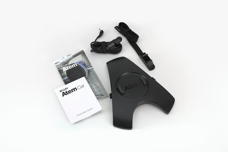IQAir Atem Car (The Ultimate Car Air Purifier)