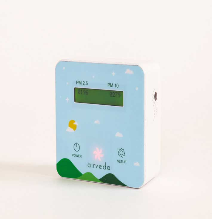 Airveda Pro- Air Quality Sensors