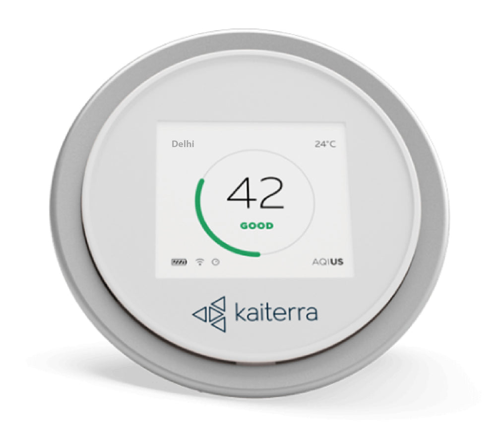 Kaiterra Laser Egg 2 (Highly accurate detection of air pollution)