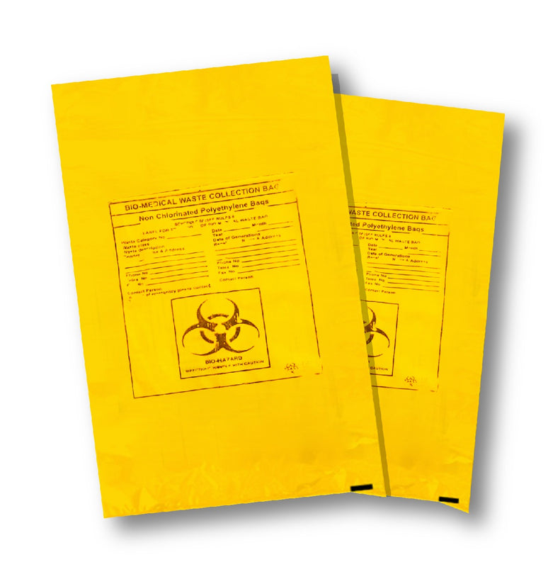 BIO MEDICAL WASTE COLLECTION BAG