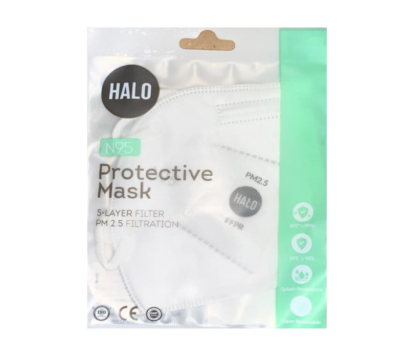 HALO N95 Protective Mask (Without Valve)