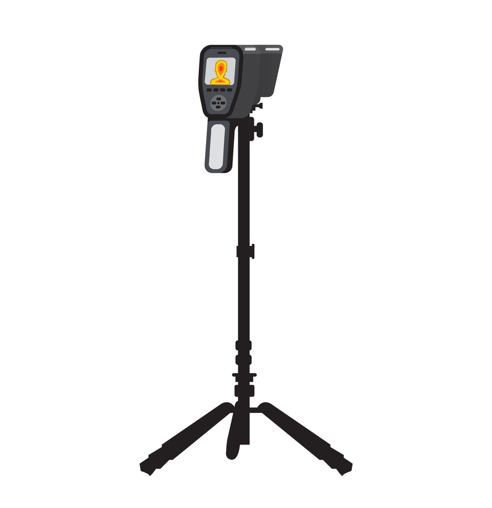 HANDHELD DIGITAL INFRARED THERMAL SCANNER