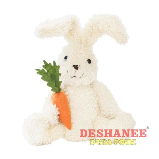 (Shop International) 23Cm Rabbit Soft Toy - Toys Boys Gift Girls Kids Plush Toys Free Shipping Deshanee Dress Point 23Cm-Rabbit-Soft-Toy