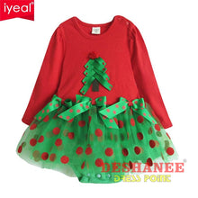 (Shop International) Christmas Baby Girl Rompers Long Sleeved Infant Set - Clothing Dresses 12M 18M 24M 3M 6M Free Shipping Deshanee Dress