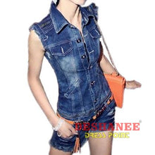 (Shop International) Denim Overall Casual Romper - Dark Blue With Belt / S - Clothing Dresses Blue Casual Denim Jumpsuits L Free Shipping