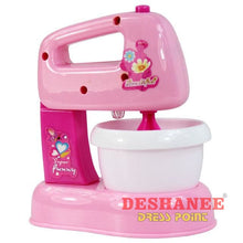 (Shop International) Educational Mini Household Appliances Girls Toys - Mixer - Toys Educational Toys Plastic Toys Free Shipping Deshanee