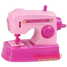 (Shop International) Educational Mini Household Appliances Girls Toys - Sewing Machine - Toys Educational Toys Plastic Toys Free Shipping