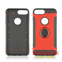 (Shop International) Iphone X 8 7 6S 6 Plus 360 Rotate Hard Pc Phone Cover - Iphone6/6Splus-Red - Tech Accessories Best Case Best Iphone 6