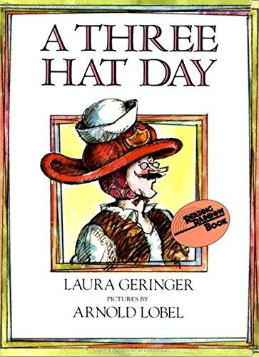 A Three Hat Day (Reading Rainbow Books)