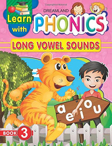 Learn with Phonics Book - 3