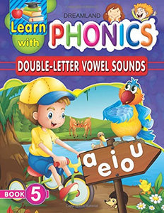 Learn with Phonics Book - 5