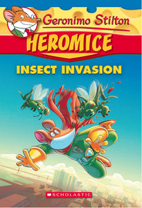 Geronimo Stilton - Heromice#09 Insect Invasion