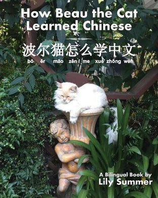 How Beau the Cat Learned Chinese (Learn Languages with Beau the Traveling Cat)