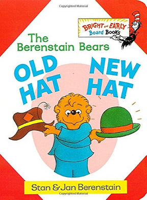 Old Hat New Hat (Bright & Early Board Books(TM))