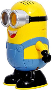 Dancing Minion with Music, Flashing Lights, Battery Operated, Multi Color