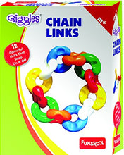 Colourful Chain Links for Kids and Toddlers
