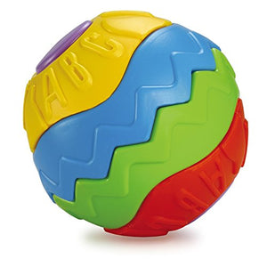 Interactive Learning Puzzle Ball - Puzzle And Activity Toy For Kids (Multi Color)