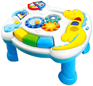 Colourful Musical Activity Table for Kids