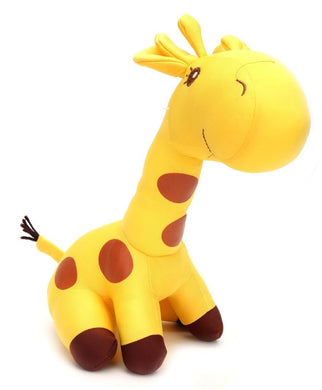 Yellow Giraffe Stuffed Soft Plush Toy | 35 Cm