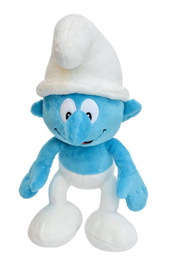 Blue Smurf Stuffed Soft Toy for Kids