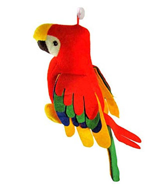 Musical Stuffed Parrot Soft Plush Toy