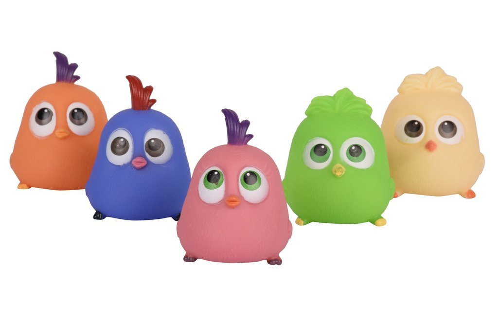 Kids Playful Bath Toys Pack Of 5 (Multi Color)