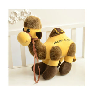 Yellow Island Camel Stuffed Soft Plush Toy For Kids | 40 cm