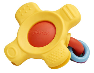 Yellow Training Teether for Babies