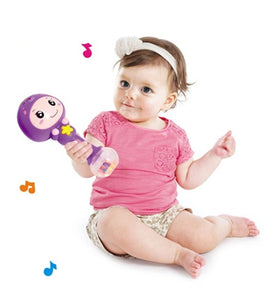 All New Imported Colorful Baby Rattle Stick with Sound & Lights