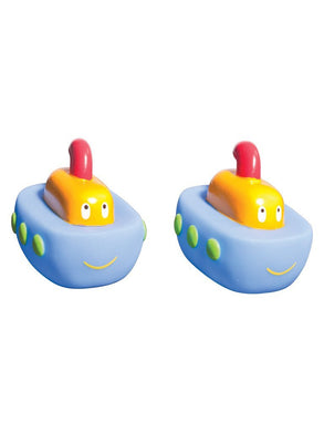 Baby ship Bath Toys, Blue (Pack of 2)