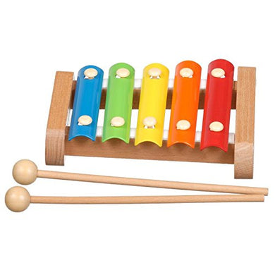 Stacking Toyset Wooden Toy  Educational Toy for Children (Wood Xylophone)