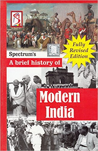 A Brief History of Modern Indiaæ