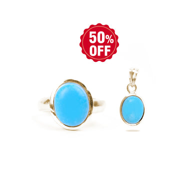 The Gemstone Turquoise (GOLD)