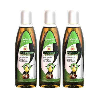 Pushpam Herbal Hair Oil
