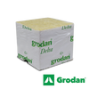 GRODAN Delta 4G No hole (75x75x60mm) - 384 cubes per carton