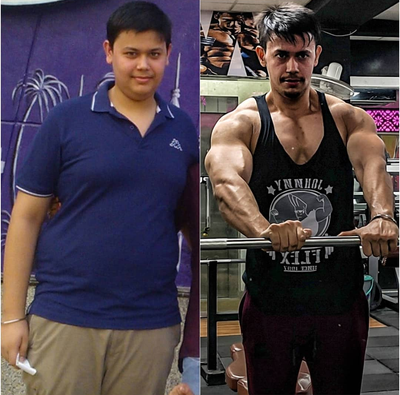 From 115kg to an 8 pack & how you can do the same! - Podcast with Akay Fitness