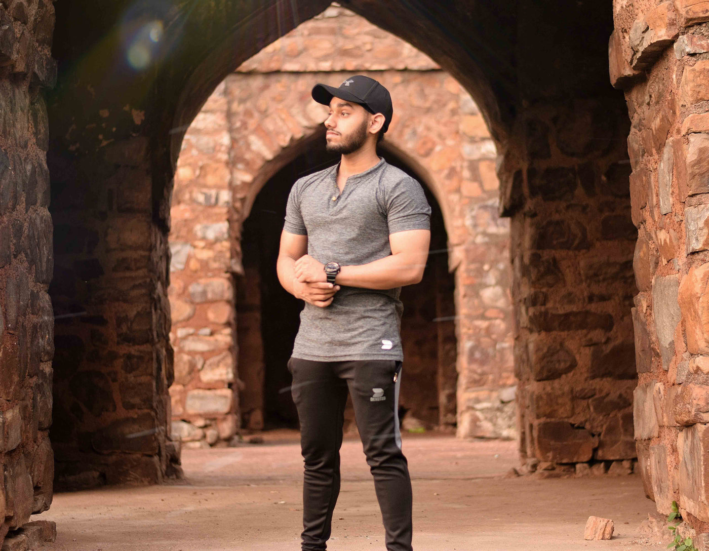 Devoted Dri-Stretch Pro Collection of Gym tshirts, vests & joggers in Dry Fit - Navjot Singh (@NavjotSingh27)