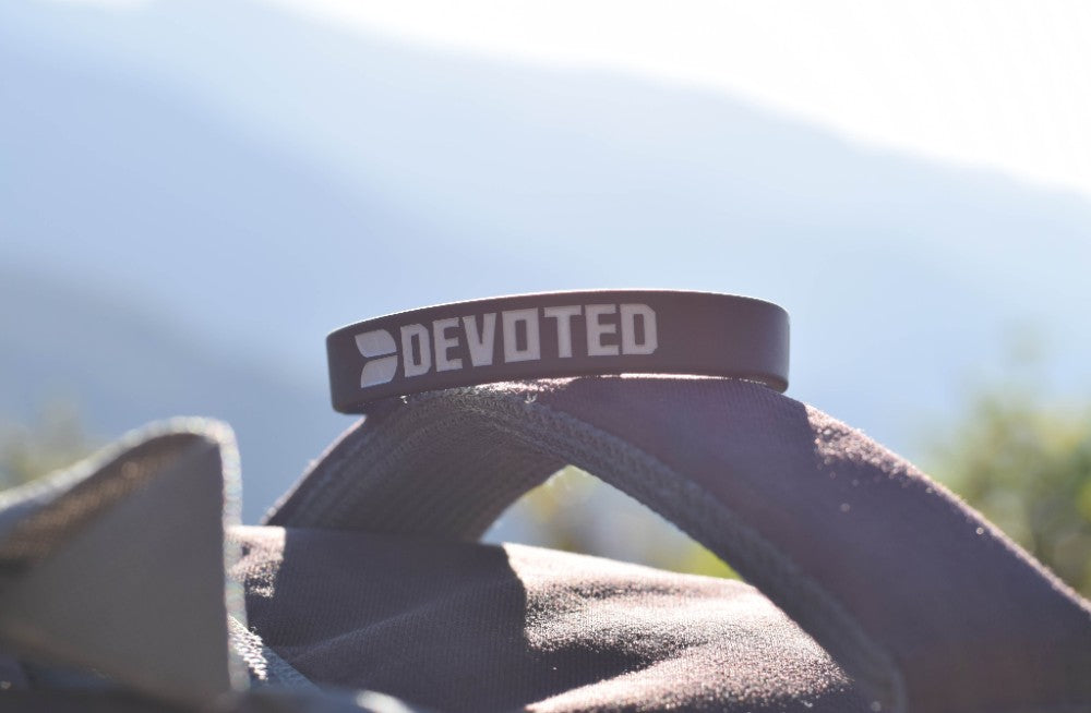 Devoted Gym Wristbands | Gym clothing & Sportswear