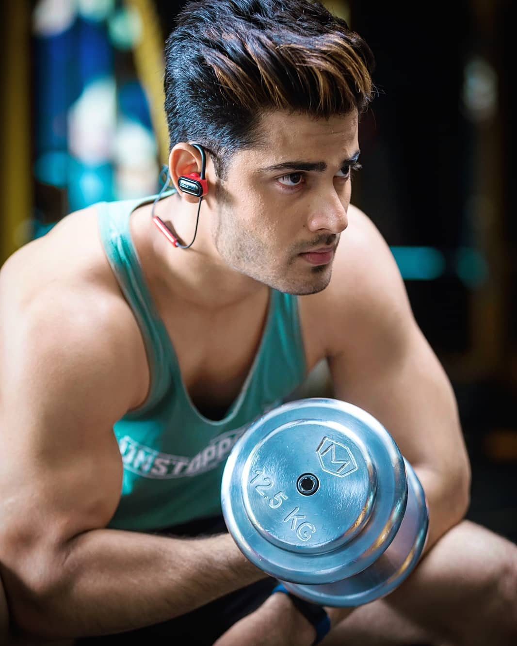 Devoted wear x Deepanshu Narwal - Gym wear & Sports clothing
