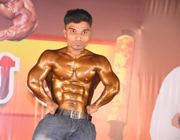 Pratik Mohite - Devoted Athlete - Gym clothing & sports wear
