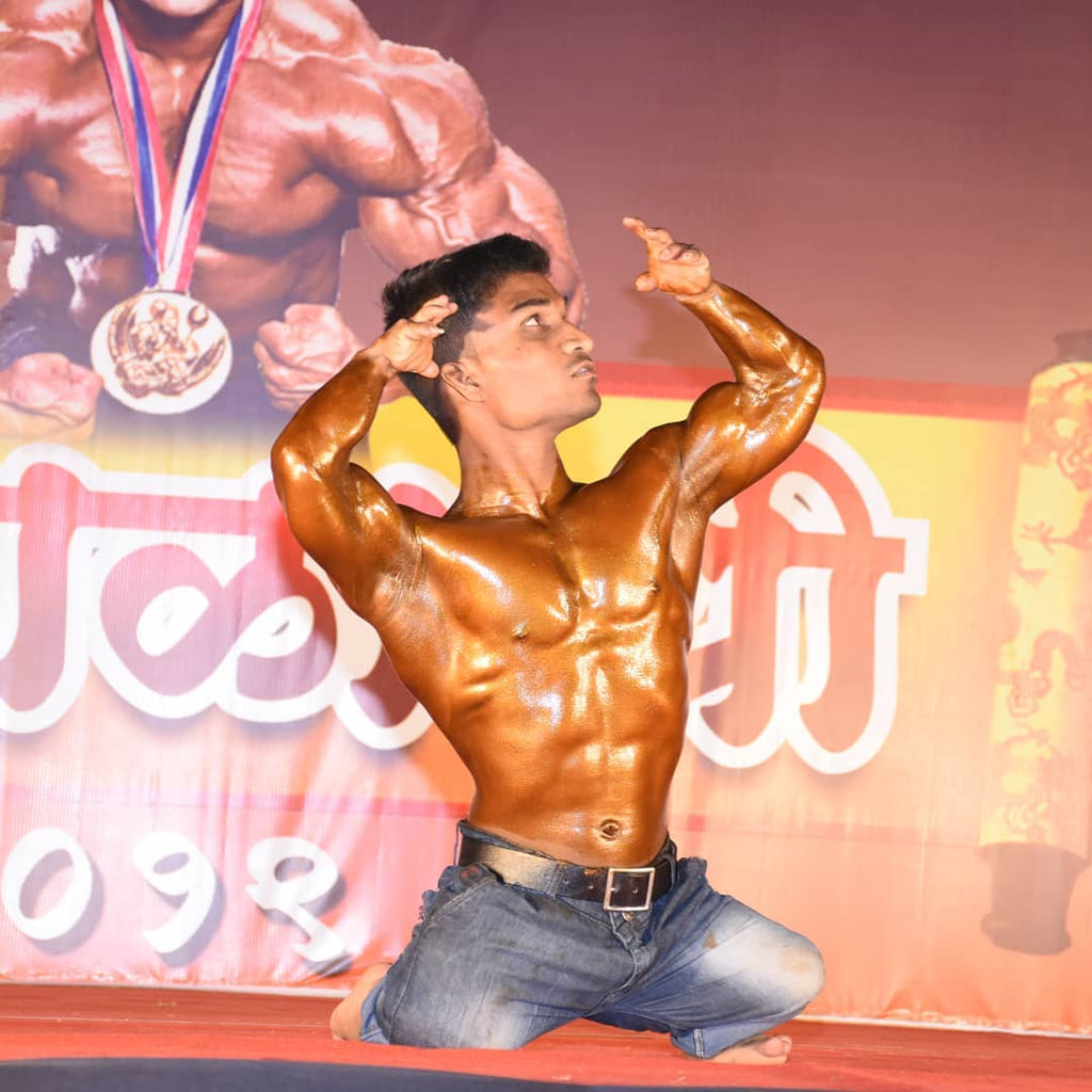 Pratik Mohite - Devoted Athlete - (@DevotedWear)