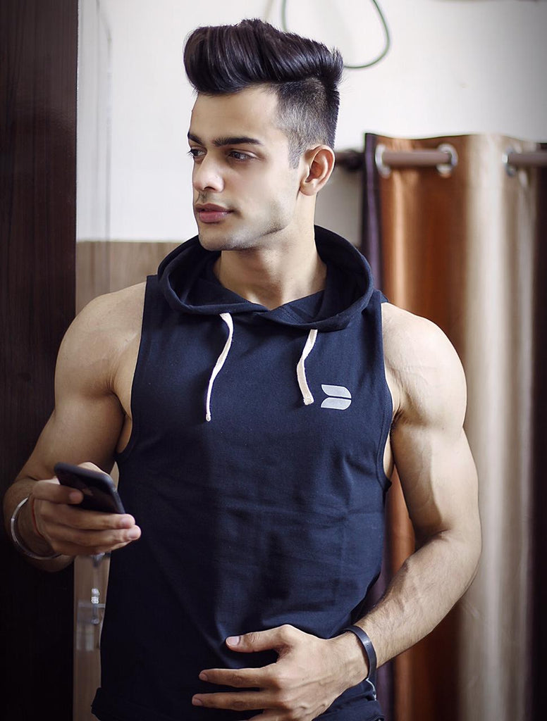 Devoted Wear Athlete - Nitish Saini - Gym Wear & SportsWear