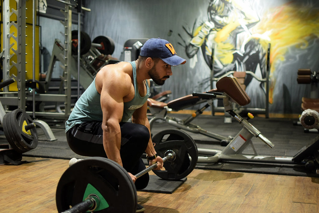 Vidit Bhatia x Devoted wear - Gym clothing & Sports apparel