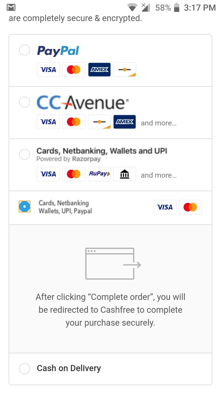 Amazon Pay Steps