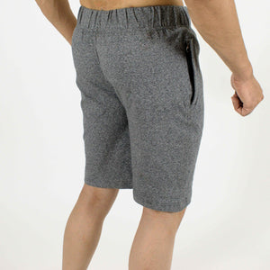 Allure Active Shorts - Devoted Gym wear & Sportswear - Grey - Back