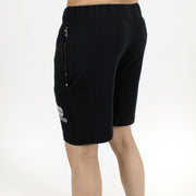 Allure Active Shorts - Devoted Gym wear & Sportswear - Black - Back