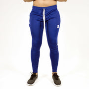 Devoted Dri-Stretch Joggers/Bottoms/Lower/Track pants - Gym Wear & Sports Wear | Super Flexible, Ultra Soft, Smooth, dry fit & Amazing - Royal Blue front