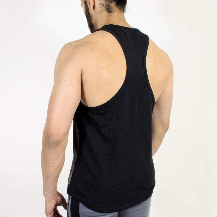 Devoted Allure Stringer V2.0 - Gym wear & Sports clothing - Black Back